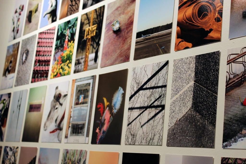 Urheilumuseon näyttely Art Sport – Taidetta urheilusta 2013