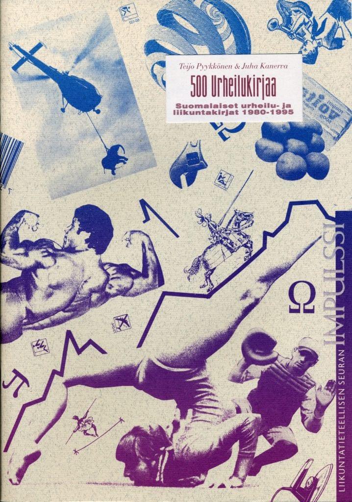 Urheilumuseosäätiön julkaisusarja: 500 Urheilukirjaa