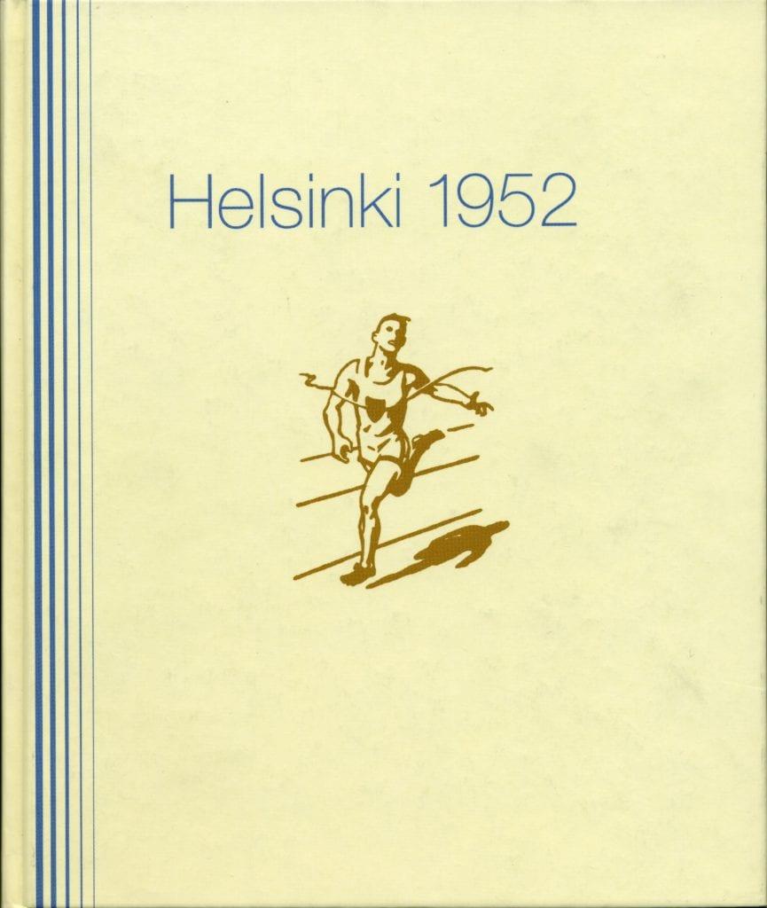 Urheilumuseosäätiön julkaisusarja: Helsinki 1952