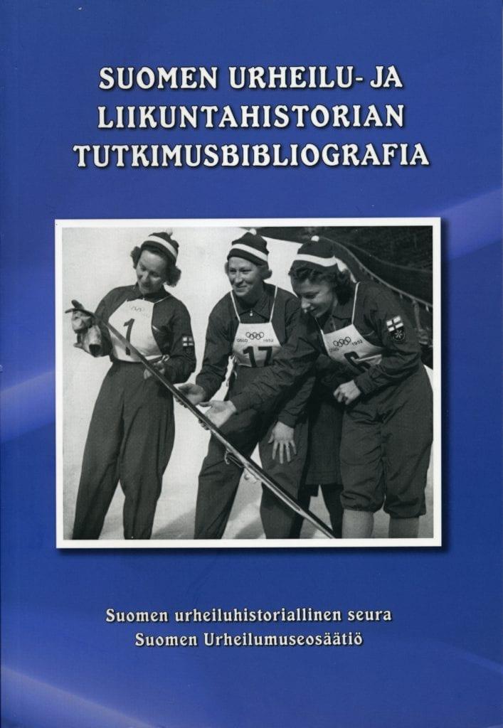 Urheilumuseosäätiön julkaisusarja: Suomen urheilu- ja liikuntahistorian tutkimusbibliografia