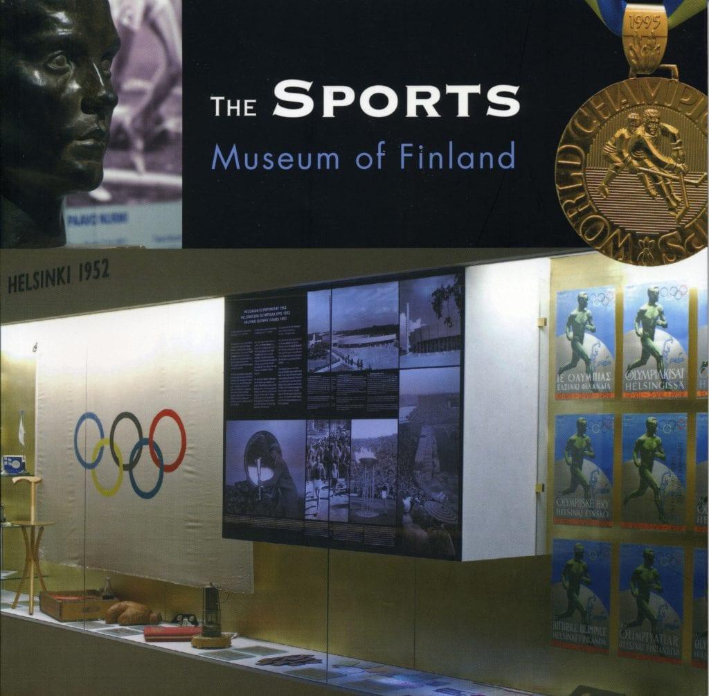 Urheilumuseosäätiön julkaisusarja: The Sports Museum of Finland