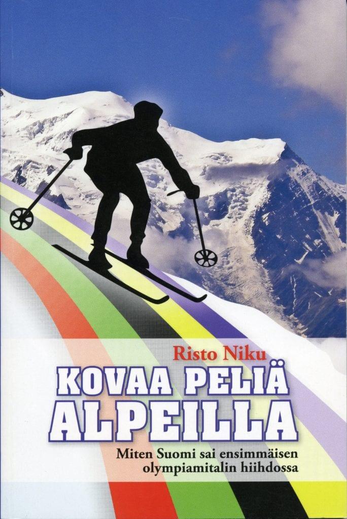 Urheilumuseosäätiön julkaisusarja: Kovaa peliä Alpeilla