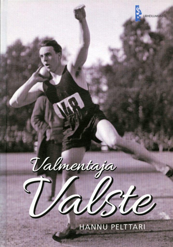 Urheilumuseosäätiön julkaisusarja: Valmentaja Valste