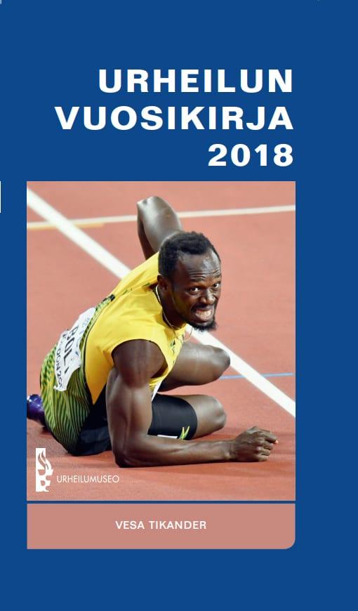 Urheilumuseosäätiön julkaisusarja: Urheilun vuosikirja 2018
