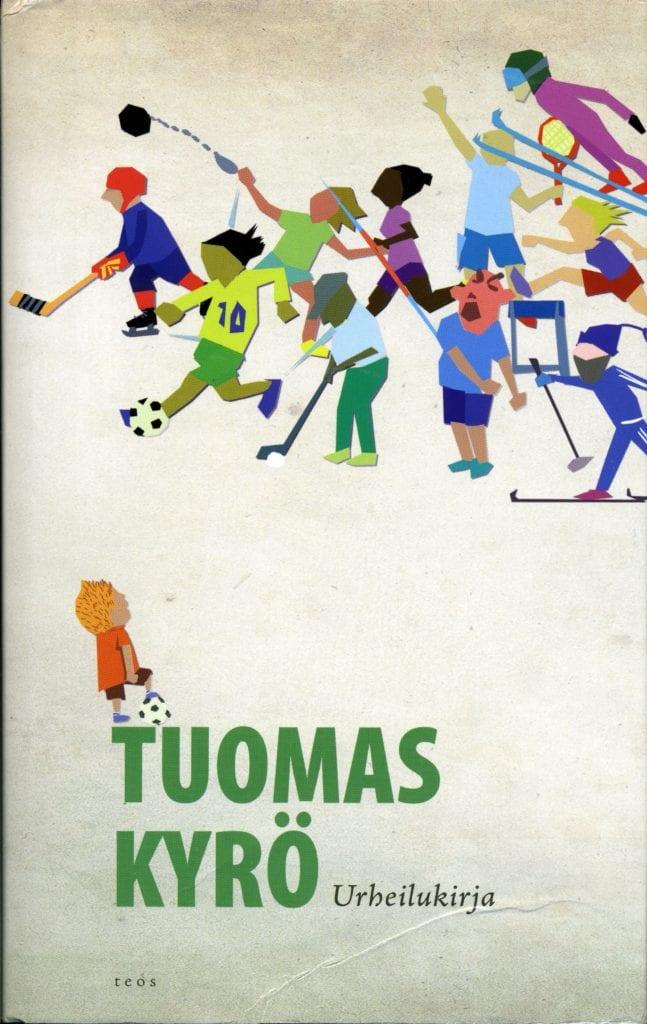 Vuoden urheilukirja 2011 Urheilukirja, Urheilumuseo