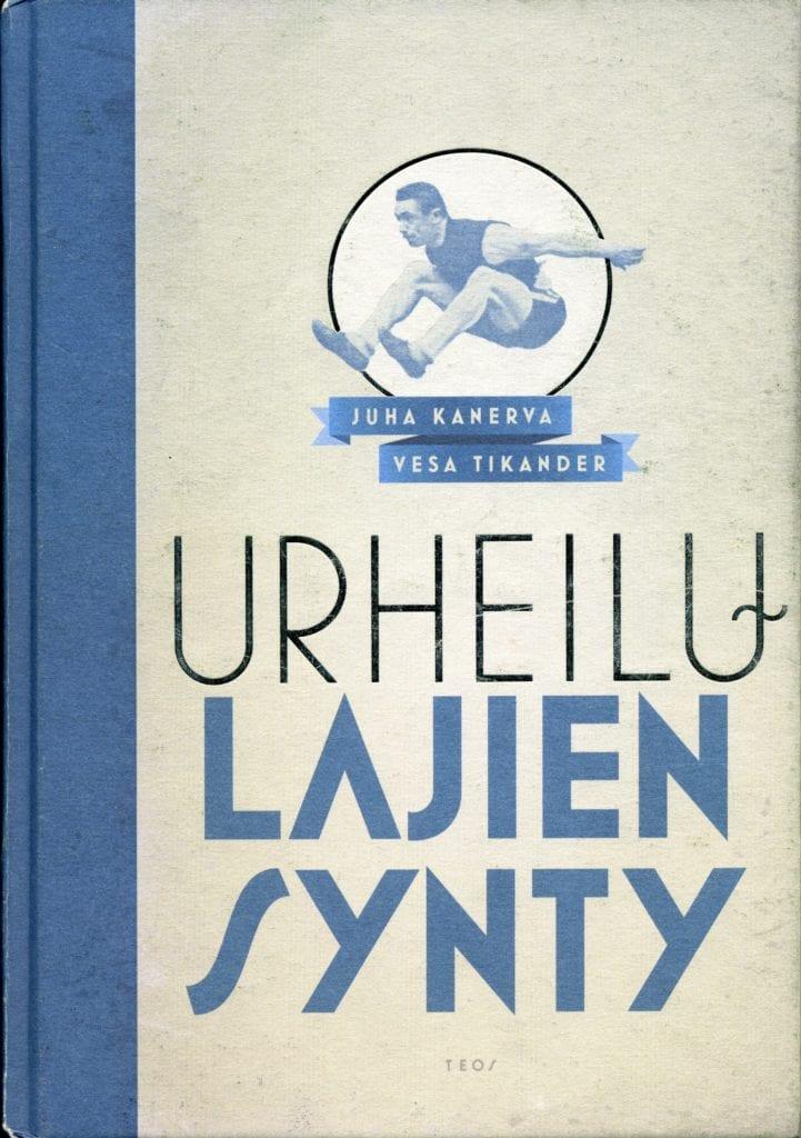 Vuoden urheilukirja 2012 Urheilulajien synty, Urheilumuseo