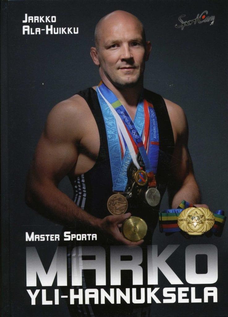 Vuoden urheilukirja 2013 Marko Yli-Hannuksela – Master Sporta, Urheilumuseo