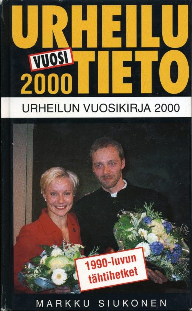 Vuoden urheilukirja 2000 Urheilutieto vuosi 2000, Urheilumuseo