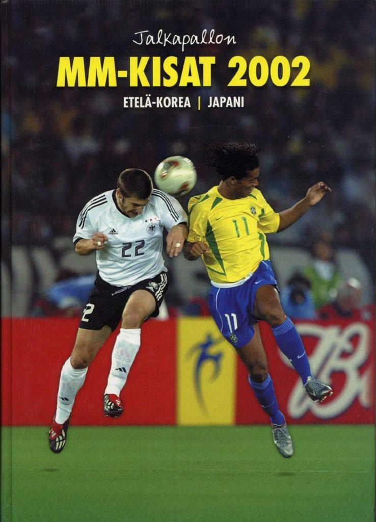 Vuoden urheilukirja 2002 Jalkapallon MM-kisat 2002 Etelä-Korea/Japani, Urheilumuseo