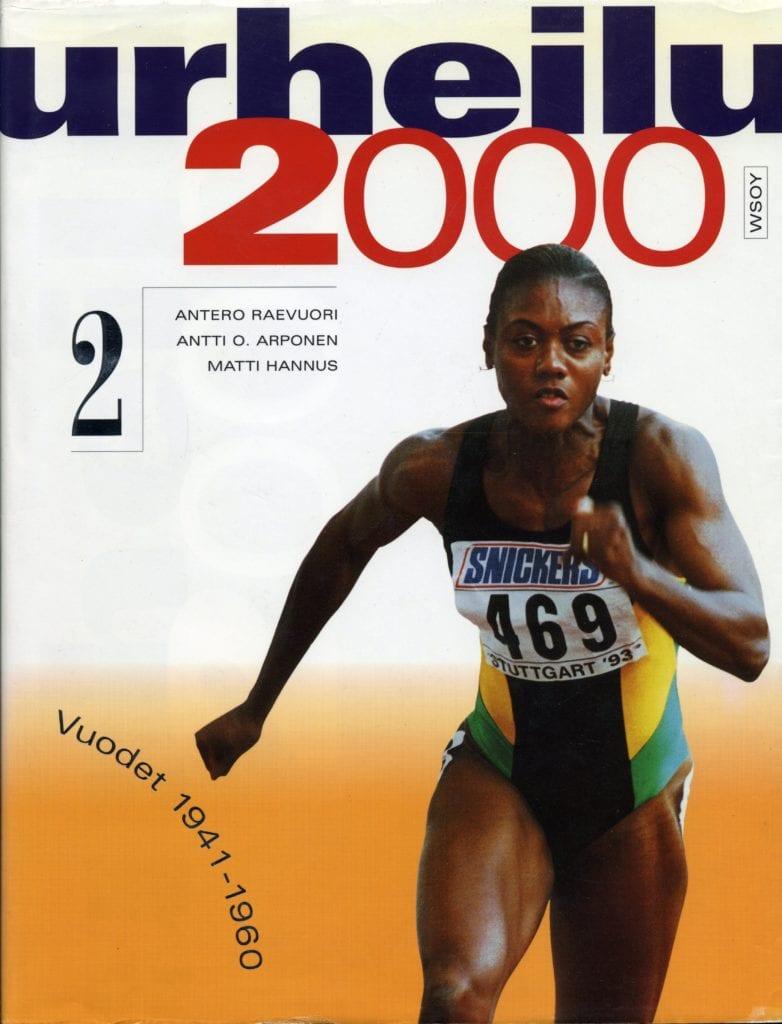 Vuoden urheilukirja 1996 Urheilu 2000, Urheilumuseo