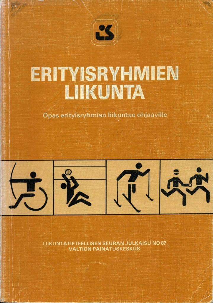 Vuoden urheilukirja 1983 Erityisryhmien liikunta, Urheilumuseo