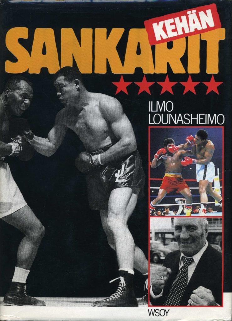 Vuoden urheilukirja 1987 Kehän sankarit, Urheilumuseo