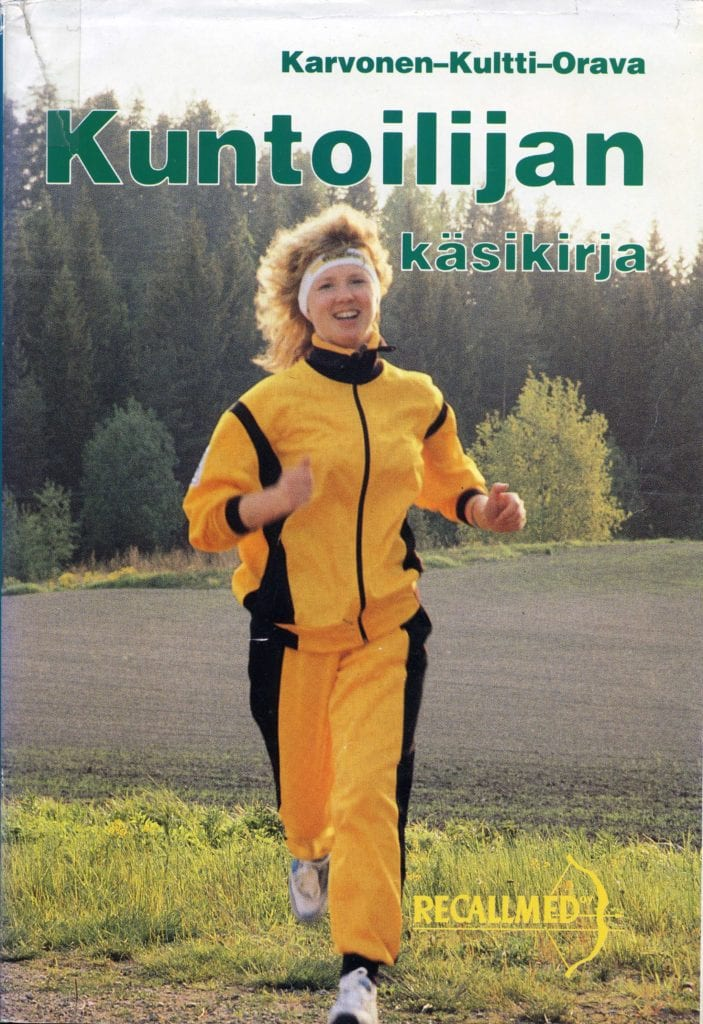 Vuoden urheilukirja 1989 Kuntoilijan käsikirja, Urheilumuseo