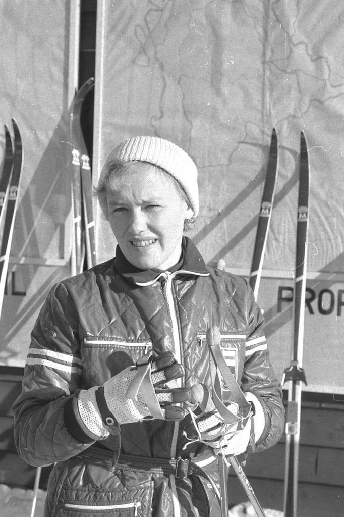Suomen Urheilun Hall of Fame Helena Takalo Urheilumuseo