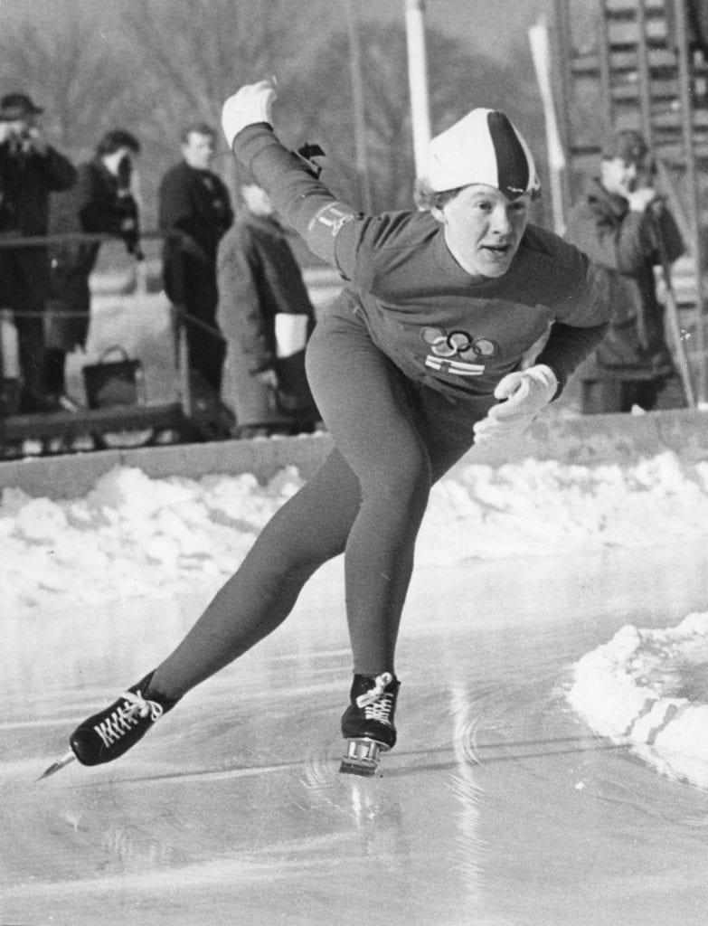 Suomen urheilun Hall of Fame Kaija Mustonen Urheilumuseo