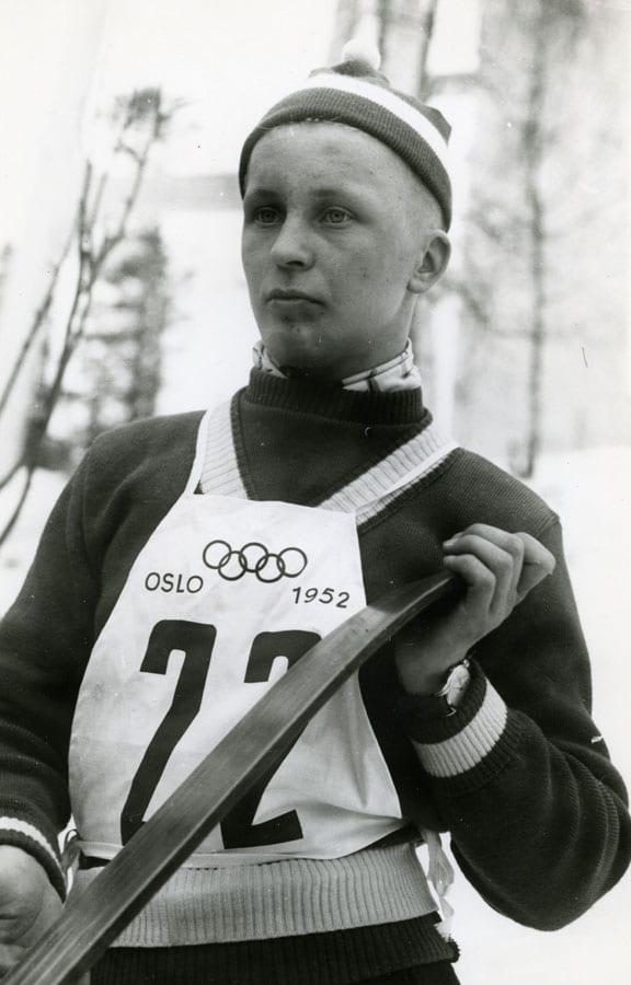 Suomen urheilun Hall of Fame Tauno Luiro Urheilumuseo