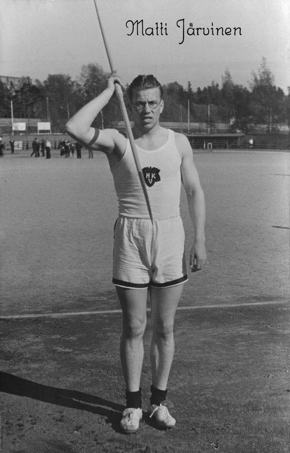 Suomen urheilun Hall of Fame Matti Järvinen Urheilumuseo