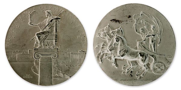 Stocholm-1912_Commemorative medal