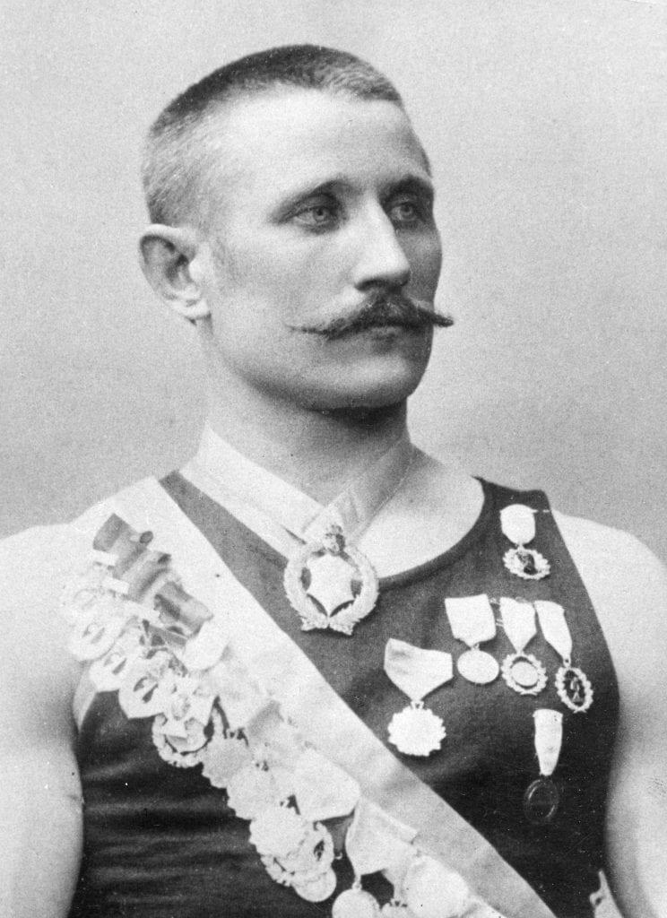 Suomen urheilun Hall of Fame Verner Järvinen Urheilumuseo