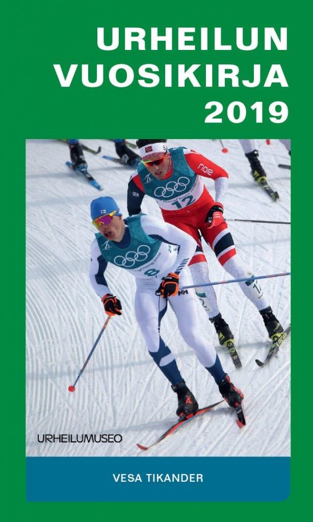 Urheilun vuosikirja 2019